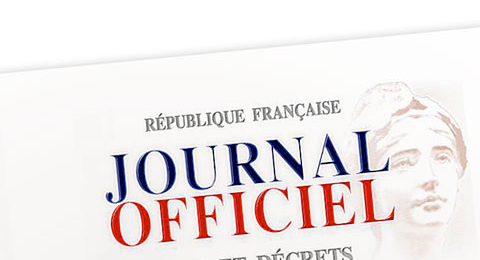 JO Journal Officiel